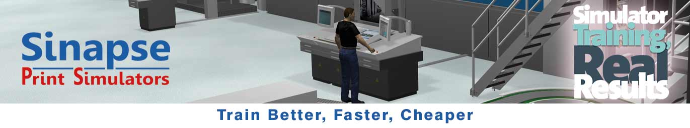 Sinapse Print  - Training Simulators & Software for the Printing Industry